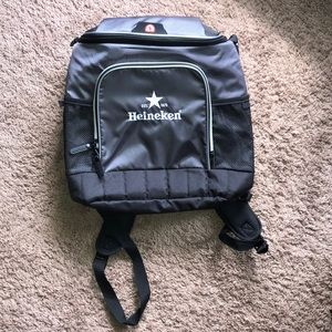 Igloo Heineken cooler backpack